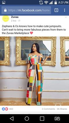 Womenswear brand Le Victoria By Zephans & Co has released a new collection for chic pieces guaranteed to make everything want a piece from the brand. African Dresses For Kids, African Print Dresses, African Print Fashion, African Wear, African Attire, African Women, Fashion Brand, Girl Fashion, Fashion Outfits