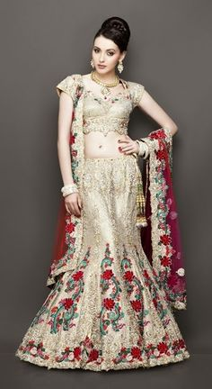 Indian Bridal Wear Trends 2014 | Indian Wedding Dresses
