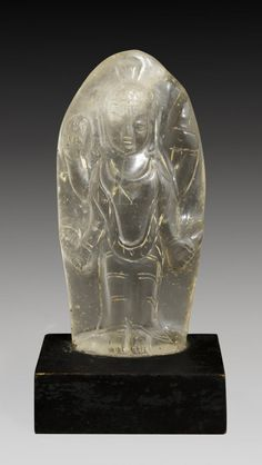 Hindu Cosmos - Standing Vishnu  19th century, Made in Nepal...