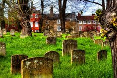 Bury St.Edmunds-UK-Old churchyard by Francesco Cetta on 500px