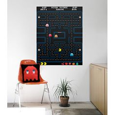 Proudly display your nerdy past on your wall.