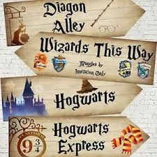Image result for harry potter decorations