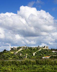 The Castle of Montemor-o-Velho, Portugal