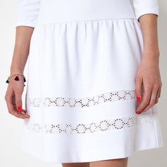 Image Robe broderie anglaise MADEMOISELLE R