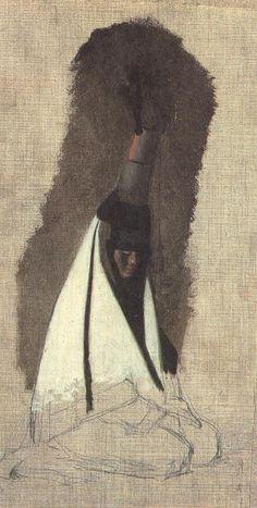 Василий Верещагин - Казашка (1867-1868)