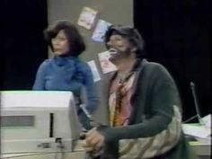 """Parlez-Moi Instructional TV a staple from my childhood. I was perhaps 9 when watching this on my own in the mornings. The sound of the language seemed happy and Sol's Makeup helped me """"see"""" what he was saying."""