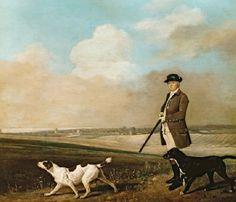 England 1776 Sir John Nelthorpe, 6th Baronet, Lincolnshire by George Stubbs (English painter, 1724-1806)