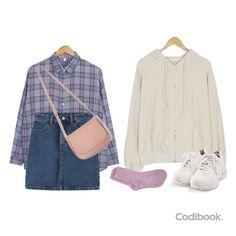 Teen Fashion Outfits, Classy Outfits, Modest Fashion, Casual Outfits, Cute Outfits, Womens Fashion, Korean Girl Fashion, Ulzzang Fashion, Korean Street Fashion