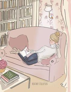 Wandkunst für Frauen Wochenende lesen Hallo Wochenende