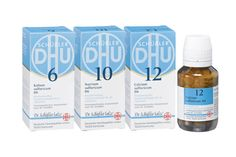 Die 5 besten Kuren mit Schüssler Salzen In combination with each other, the different Schuessler salts can wonderfully complement and unfold, providing fabulous homeopathic help for almost any problem. We show you the 5 best cures with Schüßler salts. Health And Beauty Tips, Health Tips, Beauty Tips Using Aloe Vera, Tomato Face, Baby Massage, Alternative Health, Homeopathy, Skin Treatments, Doterra