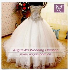 2399:- http://www.aliexpress.com/item/AWL3366-Vintage-Crystals-Luxurious-Crystals-Wedding-Dresses/1529760916.html