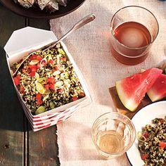 Tabbouleh Salad | MyRecipes.com #MyPlate #grain #vegetable