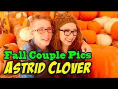 Astrid Clover - Fall Couple Pics