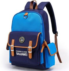 OSdream Waterproof Nylon Backpack /Middle School Students Backpack Laptop Bags for Men and Women * Read more  at the image link. (This is an Amazon Affiliate link and I receive a commission for the sales)