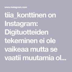 tiia_konttinen on Instagram: Digituotteiden tekeminen ei ole vaikeaa mutta se vaatii muutamia olennaisia asioita, kuten oikean kohderyhmän, tuotteen jolla on aidosti… Audio, Youtube, Instagram, Youtubers, Youtube Movies