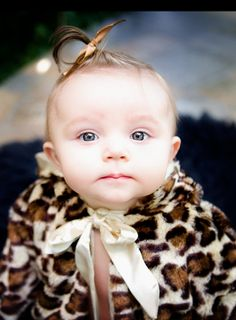 Start young with leopard ... ...