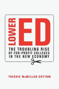 Drawing on her personal experience as a former counselor at two for-profit colleges and interviews with students, senior executives and activists, a renowned sociologist reveals how for-profit schools have become so successful and deciphers the benefits, credentials pitfalls and real costs of a for-profit education.