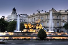 #Madrid destinazione della settimana. Hotel 4* da 45€ #viaggi #vacanze #weekend #offerte #lastminute #Spagna