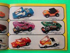 1976-MATCHBOX-DIECAST-CARS-TRUCKS-COLLECTOR-CATALOG-64-pgs-BOATS-Streak-Sets