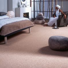[New] The 10 Best Home Decor (with Pictures) - Van Dyck carpets are beautifully crafted for luxury and comfort. Visit our showroom to meet your desired floors - 6 Amanzi Street Riverside Park. Decor Interior Design, Interior Decorating, Riverside Park, Home Collections, Bean Bag Chair, Home Goods, Ottoman, Rest, Carpets