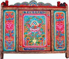 Awesome Tibetan Furniture