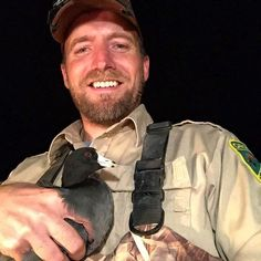 ODFW's Brandon Reishus holds an American coot that was captured during nightlight duck banding operations. Every summer biologists capture and leg band waterfowl at various locations across Oregon. Banding information helps inform harvest management by providing information about harvest survival and movements of waterfowl. Although we dont normally target coots in these operations we do occasionally capture them when capturing ducks.  Night light duck banding involves capturing ducks at…