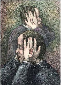 Roland Topor. Marcel Duchamp, Andre Breton, Perez Garcia, Glitch Art, Whimsical Art, French Artists, Archetypes, Cartoon Drawings, Roman Polanski