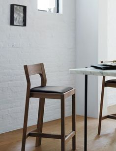 Profile Counter Stool by Matthew Hilton for Case