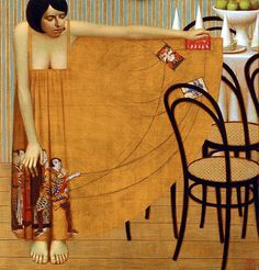 Surrealism and Visionary art: Andrey Remnev