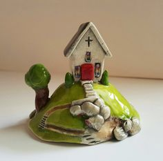 Hey, I found this really awesome Etsy listing at https://www.etsy.com/listing/238153626/little-clay-church-little-white-church