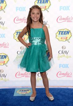 Mackenzie-Ziegler-teen-choice-awards-2014