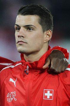 122 Best Granit Xhaka Images Football Players Football Soccer