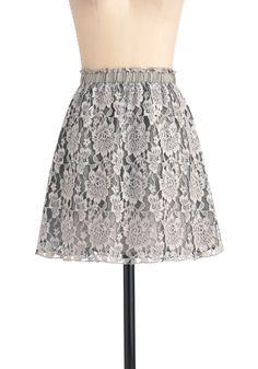 Always a Wonderland Skirt lace skirt! Love it!!