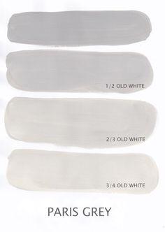 Paris Grey ...room color...