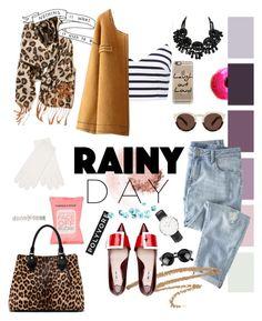 """rainy day"" by marianalopes77 ❤ liked on Polyvore featuring beauty, NARS Cosmetics, Wrap, BP., White + Warren, Illesteva, Casetify, Formula 10.0.6, Daniel Wellington and Diane Von Furstenberg"