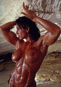 Muscle and fitness women nude