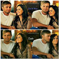 Zoe and Wade