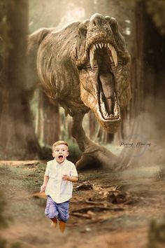 T-Rex Dinosaur Digital Background Backdrop Memories Photography, Old Photography, Children Photography, Dinosaur Photo, Dinosaur Pictures, Boy Birthday Pictures, Boy Photo Shoot, Photo Shoots, Photoshop Pics