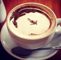 I need this coffee in my life ... I don't even like coffee but I know I would like this one ! :)