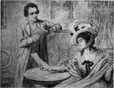 Brief Goethes an Charlotte vom Stein 1775