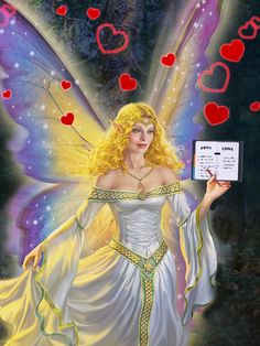 To help figure things out about a relationship, sometimes you make a pros and cons list. That's exactly what the Faerie Maiden needed to do. To fall in love with a mortal - or not?