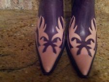 LUCCHESE charlie 1Horse womens Boots Size 8. GREAT Christmas gift.