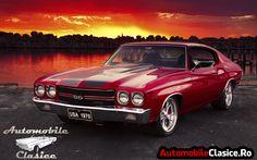 1972 Chevrolet Chevelle SS - http://automobileclasice.ro -