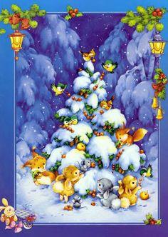 Марина Федотова. Новый год – это праздник надежд! Открытки и иллюстрации Марины Федотовой. Обсуждение на LiveInternet - Российский Сервис Онлайн-Дневников