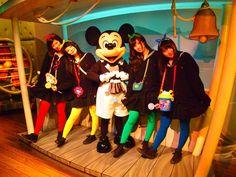 dakuten×mickey mouse♡ #disney