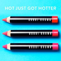 The Hot Collection: Limited Edition Shade Art Sticks