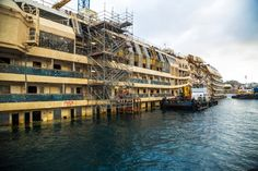 Costa Concordia Could Be Towed Away In June