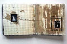 Juanan Requena - Entropy #32 2013 #journal #sketchbook