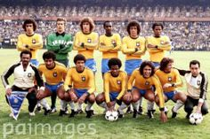 Fan pictures - 1978 FIFA World Cup Argentina. Football Squads, Legends Football, Football Team, Soccer Teams, Brazil Players, Brazil Team, Brazil Brazil, Squad Photos, Team Photos