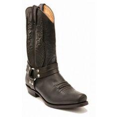 Sancho - Sancho Boots bottes de moto DELIRIUS - noir / black